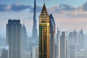 Najviši hotel otvoren u Dubaiju