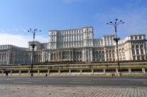Parlament, Bukurešt, Rumunija