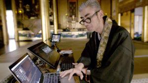 Monah DJ? Samo u Japanu…