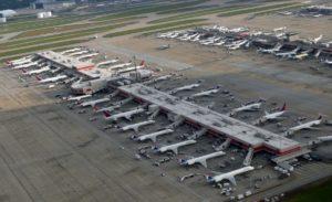 Ovo su najprometniji aerodromi u 2017. godini