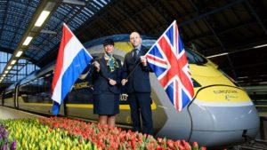 Novi brzi voz povezuje London i Amsterdam
