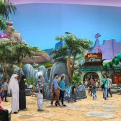U julu se otvara Warner Bros World Abu Dhabi