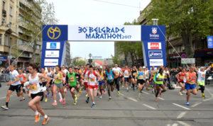 UNIQA zvanično osiguranje 31. Beogradskog maratona