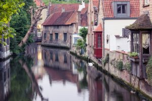 Briž, jesenji city-break u Flandriji