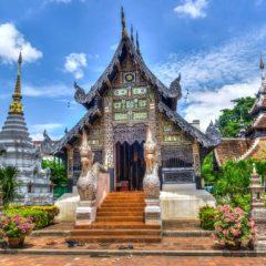 Čang Mai: malo drugačiji Tajland