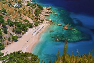 5 manje poznatih grčkih ostrva