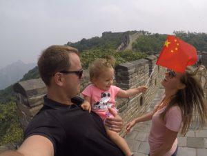 Putovanje sa detetom: Kina i Japan