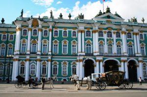 Ermitaž, ruska riznica svetskog umetničkog blaga