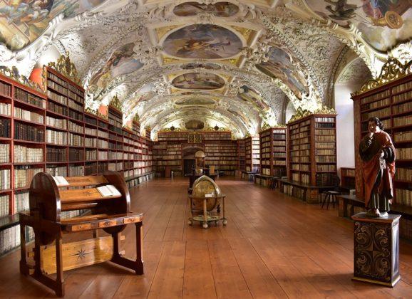 7 neverovatnih evropskih biblioteka
