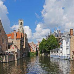 Osetite magiju gradova na vodi