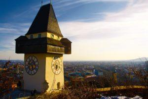 Grac: Blistava prestonica Štajerske