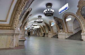 5 najlepših stanica moskovskog metroa