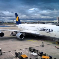 Lufthansa omogućava check-in putnicima drugih prevoznika