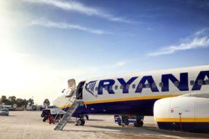 Najavljen štrajk kabinskog osoblja Ryanair-a
