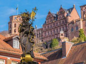 Hajdelberg – grad romantizma