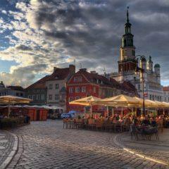 Poznanj, stara poljska prestonica