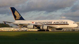 Singapore Airlines najbolja aviokompanija na svetu