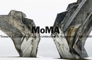 Arhitektura Jugoslavije u njujorškom muzeju MoMA