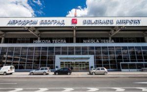 Normalizovan saobraćaj na Beogradskom aerodromu