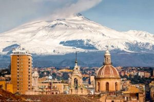 Upoznajte Etnu, italijansku planinu vatre