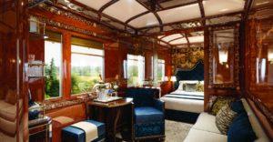 Venice Simplon Orient Express – zlatno doba železnice