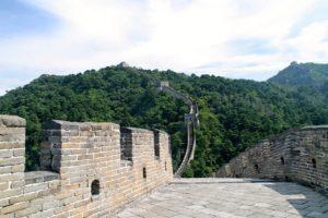 Ipak ništa od noćenja na Velikom kineskom zidu