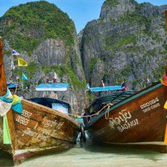 Ko Pi Pi, tajlandsko ostrvo iz snova
