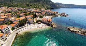 Vis – ostrvo na kome je sniman film Mamma Mia