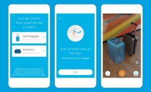 KLM aplikacija proverava dimenzije prtljaga