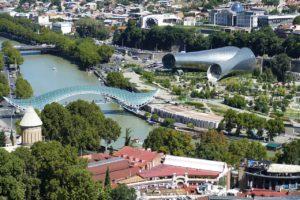 Kad padne noć na Tbilisi