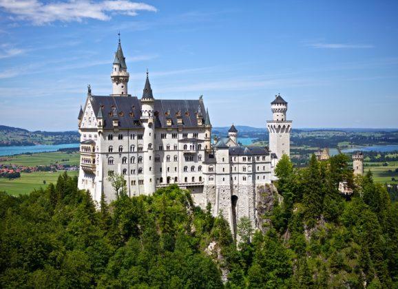 Nojšvanštajn – nemački zamak iz bajke