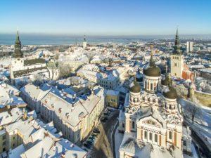 Gradovi koji zablistaju kada padne prvi sneg