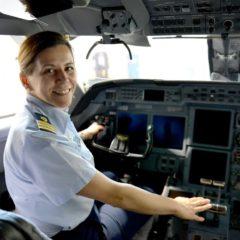 Diskriminacija žena u avio industriji