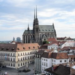 Predlog za oktobarski city-break: Brno