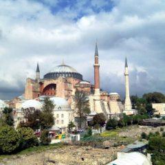 Aja Sofija, Istanbul, Turska