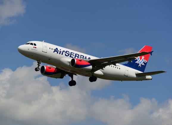 Air Serbia unapredila ponudu u biznis klasi