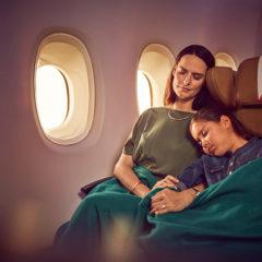 Etihad Airways predstavio nova economy space sedišta