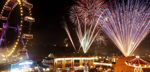 Top pet gradova na svetu za doček Nove godine