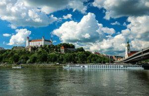 Najlepše evropske reke za krstarenja