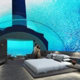 Spavajte u podvodnoj vili na Maldivima