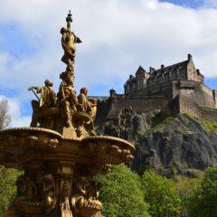 Bajkoviti škotski zamkovi