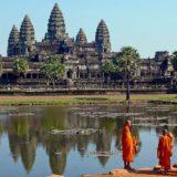 Angkor Wat – nacionalni ponos Kambodže