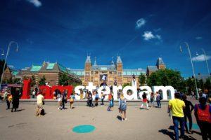 Uklonjen legendarni simbol Amsterdama