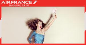 Air France promocija: Zima, pravo vreme za letovanje