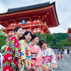 Najlepši hramovi Kjota