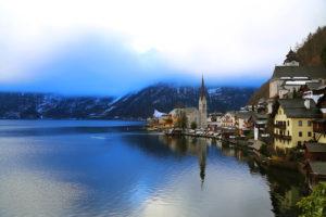 Zimska bajka u Halštatu