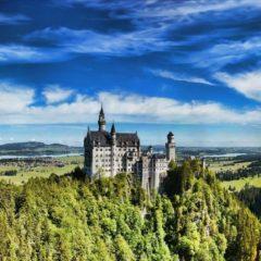 Dvorci Bavarske – gnezda Kralja labuda