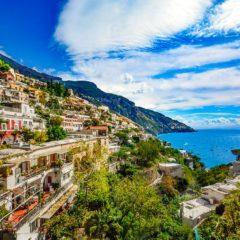 Zavodljivi šarm obale Amalfi