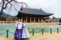 Palata Gyeongbokgung, Seul, Južna Koreja