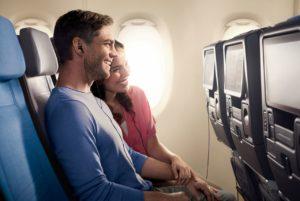 "Sedite na svoje avionsko sedište i recite ""ptičicaaa""!"
